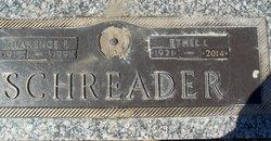 Clarence F Bill Schreader