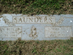 Norma Nell Saunders
