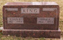 Rollin E King