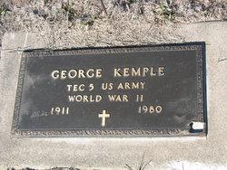 George Kemple