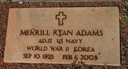 Merrill Ryan Adams