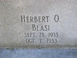 Herbert Oldham Blasi