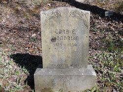 Cora E. <i>Nunley</i> Woodrum