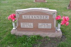 Homer L Alexander