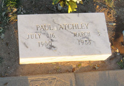 Paul Atchley