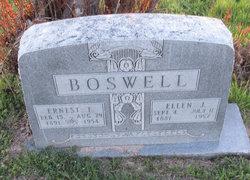 Ellen Josephine <i>McGovern</i> Boswell