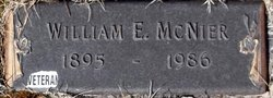 William Earl McNier