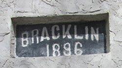 Julia <i>Vance</i> Bracklin