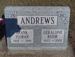Frank A Andrews