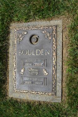 Alfred R. Boulden, Sr
