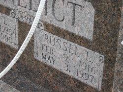 Russell Benedict