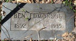 Ben Edmonson