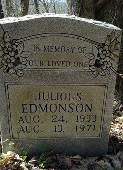 Julius Edmonson