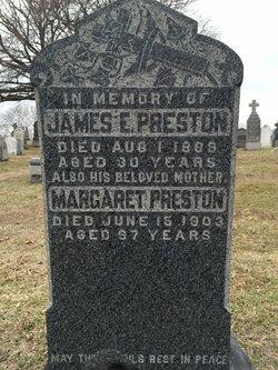 James E. Preston