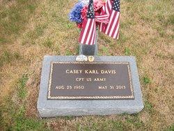Capt Casey Karl Davis