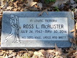 Ross Leroy McAlister