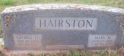Mary Melissa <i>Warren</i> Hairston