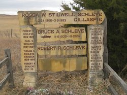 Rossa Winifred <i>Stilwell</i> Gillespie