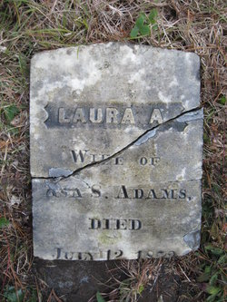 Laura Ann <i>Blodgett</i> Adams