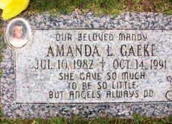 Amanda Leigh Gaeke