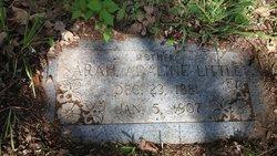 Sarah Adaline Addie <i>Clay</i> Little