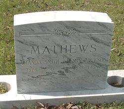 Amanda L. <i>Smith</i> Mathews