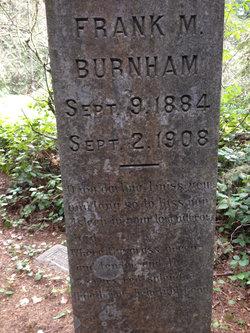 Frank M Burnham