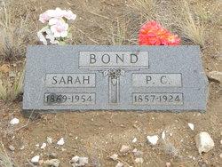 Sarah <i>Bratton</i> Bond