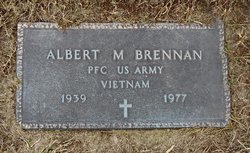 Albert M Brennan