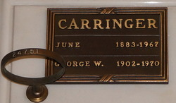 George William Carringer