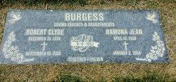 Ramona Jean <i>Cobble</i> Burgess