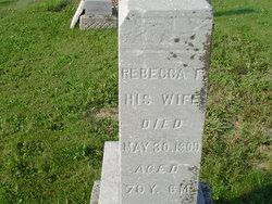 Rebecca F. <i>Baxter</i> Ackom