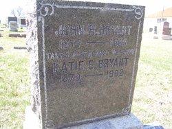 Katie E <i>Haas</i> Bryant