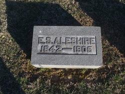 Edward Shepard Aleshire