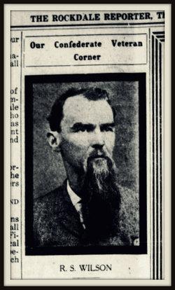 Robert S Wilson