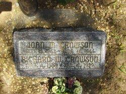 Joan Marie Crowson
