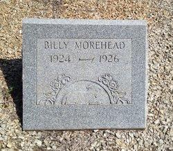 Billy Morehead