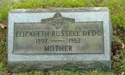 Elizabeth <i>Russell</i> Dedo