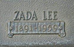 Zada Lee <i>Craig</i> Henderson