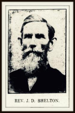 Rev J D Shelton