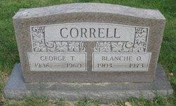 Blanche O <i>McMillen</i> Correll