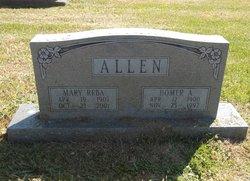 Mary Reba <i>Gillham</i> Allen