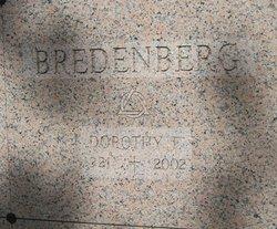 Dorothy F. <i>Stein</i> Bredenberg