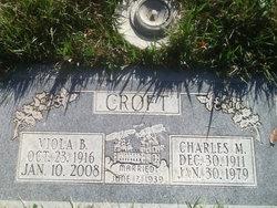 Charles Milton Croft