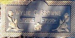 Wylie C Browne