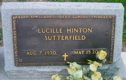 Lucille Hinton <i>Hinton</i> Sutterfield