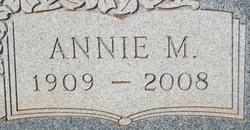 Annie M. <i>Henington</i> Carey