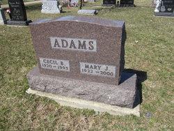 Cecil Bryan Adams