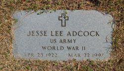 Jesse Lee Adcock