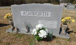 Calvin S. Ashworth, Jr.